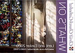 What's On Lent and Easter 2020