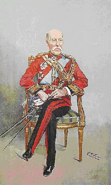 William Lennox De Ros, 23rd LoRD De Ros
