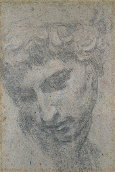 Tintoretto drawing